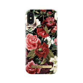 IDEAL OF SWEDEN iPhone XS/X用ケース アンティークローズ IDFCS17-IXS-63
