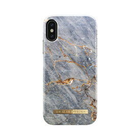 IDEAL OF SWEDEN iPhone XS/X FASHIONケース S/S 2017 ROYAL GREY MARBLE IDFCS17-IXS-53