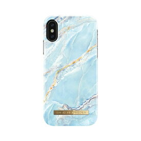 IDEAL OF SWEDEN iPhone XS/X用ケース  アイランド パラダイス マーブル IDFCS17-IXS-57