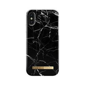 IDEAL OF SWEDEN iPhone XS/X用ケース ブラックマーブル IDFCA16-IXS-21