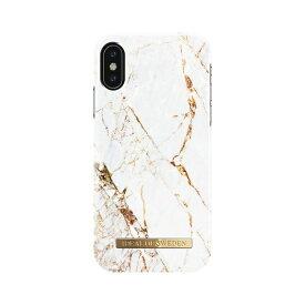 IDEAL OF SWEDEN iPhone XS/X用ケース  カララ ゴールド IDFCA16-IXS-46