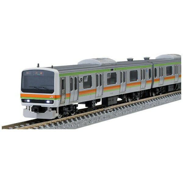 トミーテック TOMY TEC 【Nゲージ】98321 JR 209-3500系通勤電車(川越・八高線)セット(4両)
