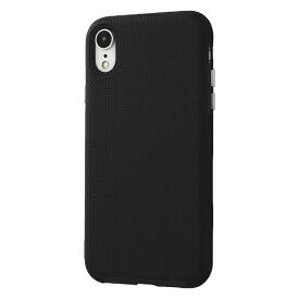 イングレム Ingrem iPhone XR 耐衝撃ケース URBAN MIL規格/ブラック IN-P18AC3/B ブラック