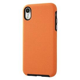 イングレム Ingrem iPhone XR 耐衝撃ケース URBAN MIL規格/オレンジ IN-P18AC3/O オレンジ