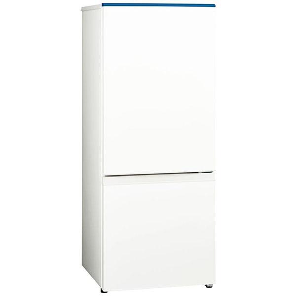 AQUA アクア AQR-BK18H-W 冷蔵庫 ホワイト [2ドア /右開きタイプ /184L][一人暮らし 新生活 小型 設置 冷蔵庫]【point_rb】