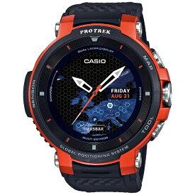 カシオ CASIO WSD-F30-RG メンズスマートウォッチ PRO TREK Smart(プロトレックスマート) オレンジ[WSDF30RG]
