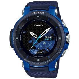 カシオ CASIO WSD-F30-BU メンズスマートウォッチ PRO TREK Smart(プロトレックスマート) ブルー[WSDF30BU]