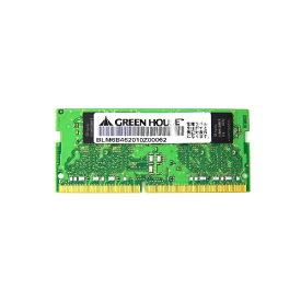 グリーンハウス GREEN HOUSE 増設メモリ PC4-19200 DDR4 SO-DIMM 16GB GH-DNF2400-16GB [SO-DIMM DDR4 /16GB /1枚]