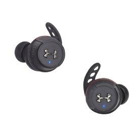 JBL フルワイヤレスイヤホン ブラック UAJBLFLASHBLK [リモコン・マイク対応 /ワイヤレス(左右分離) /Bluetooth][UAJBLFLASHBLK]【ワイヤレスイヤホン】