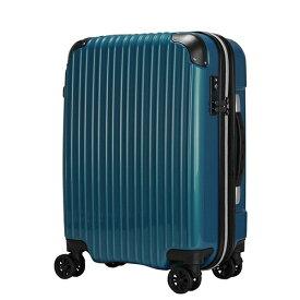 エスケープ ESCAPE スーツケースハードジッパー ESC2125-55MGN メタリックグリーン [58-68L]