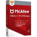 マカフィー McAfee マカフィー アンチウイルス 1年版 [Windows用][MAB00JNR1RAAM]