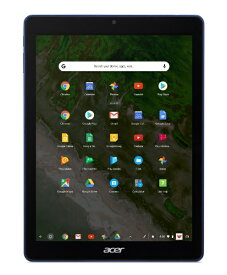 ACER エイサー Chromeタブレット Chromebook Tab 10 D651N-F14M コバルトブルー [9.7型ワイド /ストレージ:32GB /Wi-Fiモデル][タブレット 本体 9インチ D651NF14M]