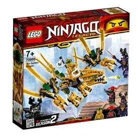 レゴジャパン LEGO LEGO(レゴ) 70666 ニンジャゴー ゴールデン・ドラゴン[レゴブロック]
