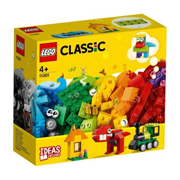 レゴジャパン LEGO 11001 クラシック アイデアパーツ<Sサイズ>