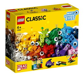 レゴジャパン LEGO 11003 クラシック アイデアパーツ<目のパーツ入り>[レゴブロック]