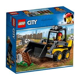 レゴジャパン LEGO 60219 シティ 工事現場のシャベルカー[レゴブロック]