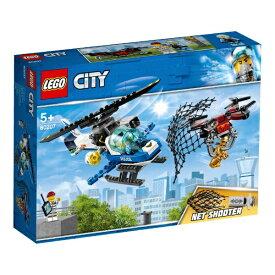 レゴジャパン LEGO 60207 シティ ポリスヘリコプターのドローンチェイス[レゴブロック]