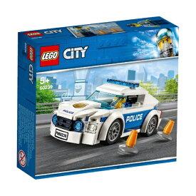 レゴジャパン LEGO 60239 シティ ポリスパトロールカー[レゴブロック]