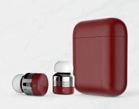 FUGUINOVATIONSJAPAN フルワイヤレスイヤホン Horen レッド FG-X1T-RD [リモコン・マイク対応 /ワイヤレス(左右分離) /Bluetooth /ノイズキャンセリング対応][FGX1TRD]【ワイヤレスイヤホン】