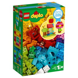 レゴジャパン LEGO LEGO(レゴ) 10887 デュプロのいろいろアイデアボックス<DX>[レゴブロック]
