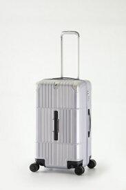 ディパーチャー departure スーツケース ハードキャリー 80L departure(ディパーチャー) シャイニングブラッシュシルバー HD-510-27 [TSAロック搭載][HD51027]