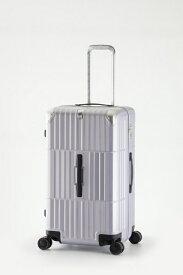 departure ハードキャリー HD-510-29 シャイニングブラッシュシルバー [105L]