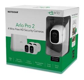 Arlo アーロ VMS4430P100JPS Arlo Pro2 カメラ4台モデル VMS4430P100JPS[暗視対応 /有線・無線 /屋外対応] Arlo Pro 2 [暗視対応 /有線・無線 /屋外対応]