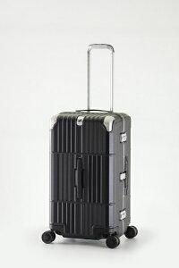 ディパーチャー departure スーツケース ハードキャリー 76L departure(ディパーチャー) レザーマットブラック HD-515-27 [TSAロック搭載]