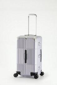 A.L.I アジア・ラゲージ ハードキャリー HD-515-27 マットディテールシルバー [76L]