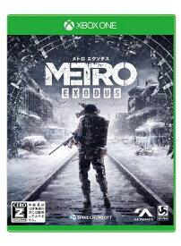 マイクロソフト Microsoft メトロ エクソダス【Xbox One】