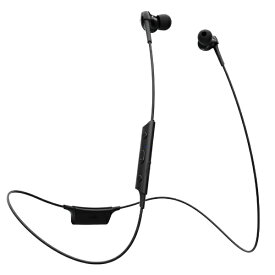 ラディウス radius ブルートゥースイヤホン カナル型 ブラック HP-NX30BTK [リモコン・マイク対応 /ワイヤレス(左右コード) /Bluetooth][HPNX30BTK]