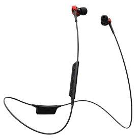 ラディウス radius ブルートゥースイヤホン カナル型 レッド HP-NX30BTR [リモコン・マイク対応 /ワイヤレス(左右コード) /Bluetooth][HPNX30BTR]