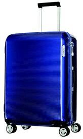 サムソナイト Samsonite スーツケース 74L Arq(アーク) ブルー AZ921002 [TSAロック搭載]