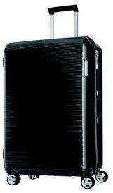 サムソナイト Samsonite スーツケース 100L Arq(アーク) ブラック AZ971003 [TSAロック搭載]