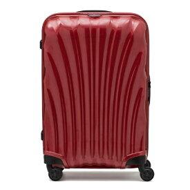 サムソナイト Samsonite スーツケース Cosmolite(コスモライト) レッド V22*00307 [123L] 【メーカー直送・代金引換不可・時間指定・返品不可】