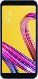 ASUS エイスース Zenfone Live L1 スペースブルー「ZA550KL-BL32」 Snapdragon 430 5.5型ワイド メモリ/ストレージ:2GB/32GB nanoSIMx2 DSDS対応 ドコモ/au/ソフトバンク対応 SIMフリースマートフォン[スマホ 本体 新品 ZA550KLBL32]