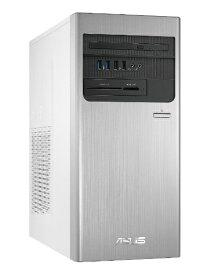 ASUS エイスース S640MB デスクトップPC [モニター無 /intel Core i5 /HDD 2TB+Optane 16GB /メモリ:8GB /2018年12月モデル] S640MB-G1050OPTANE シルバー [モニター無し /HDD:2TB /Optane:16GB /2018年12月モデル][S640MBG1050OPTANE]