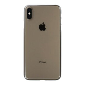 パワーサポート POWER SUPPORT Air jacket for iPhone XS Max クリアブラック PUC-73