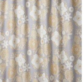 スミノエ SUMINOE ドレープカーテン イハナ(100×135cm/グレー)【日本製】