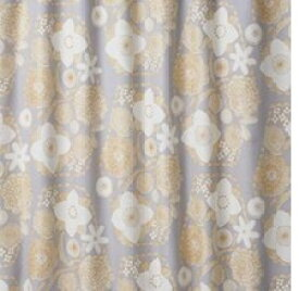 スミノエ SUMINOE ドレープカーテン イハナ(100×178cm/グレー)【日本製】