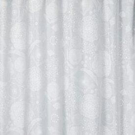 スミノエ SUMINOE レースカーテン イハナボイル(100×133cm/ホワイト)【日本製】