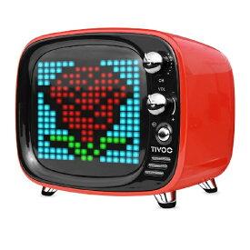FOX TIVOO RED ブルートゥース スピーカー レッド [Bluetooth対応][TIVOORED]