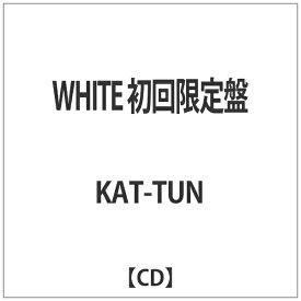 ソニーミュージックマーケティング KAT-TUN/WHITE 初回限定盤 【CD】