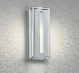 オーデリック ODELIC OG041703LD 玄関照明 マットシルバー [電球色 /LED /防雨型 /要電気工事]