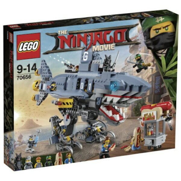 レゴジャパン LEGO LEGO(レゴ) 70656 ニンジャゴー ガーマドンのシャークメカ【0426_rb】