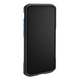 CASEPLAY ケースプレイ iPhone XS Max ELEMENTCASE Shadow Black EMT-322-192E-01 Black