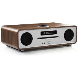 Ruark Audio ルアークオーディオ ミニコンポ Integrated music system R4Mk3WAL リッチウォルナット [Bluetooth対応][CDコンポ 高音質 コンパクト R4MK3WAL]