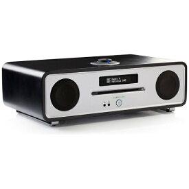 Ruark Audio ルアークオーディオ ミニコンポ Integrated music system ソフトブラック R4Mk3SB [Bluetooth対応][CDコンポ R4MK3SB]