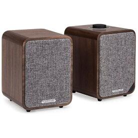Ruark Audio ルアークオーディオ MR1MK2RW ブルートゥース スピーカー リッチウォルナット [Bluetooth対応][MR1MK2RW]