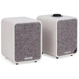 Ruark Audio ルアークオーディオ ブルートゥース スピーカー MR1MK2SG ソフトグレー [Bluetooth対応][MR1MK2SG]